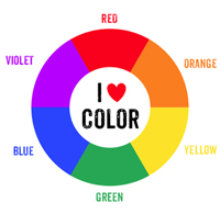 Printable Color Wheel Secondary Colors My Mercer Island My